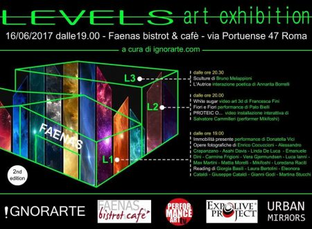 Levels art exhibition – 2nd edition